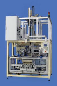 Sondermaschine mit Automation