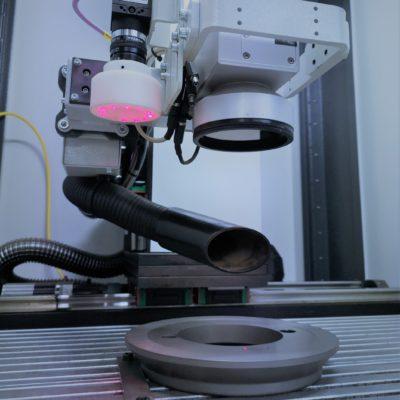 Laserbeschriftung Detailansicht